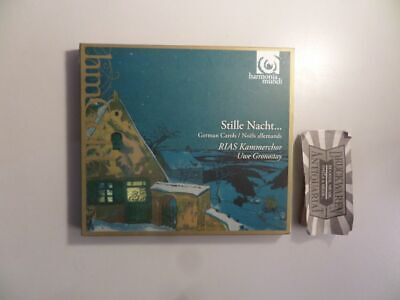 Stille Nacht... German Carols [Audio-CD]. RIAS Kammerchor und Uwe Gronostay: