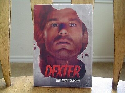 Dexter Season 5 DVD Pre-Owned Like New Condition Clean