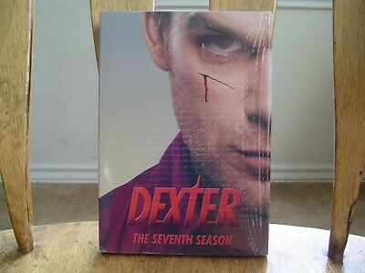 Dexter Season 7 DVD Pre-Owned Like New Condition Clean