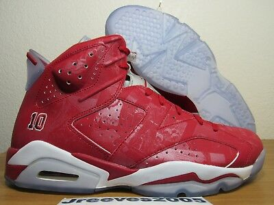 the latest 04039 60360 JORDAN RETRO 6 SLAM DUNK Sz 11 100% Authentic 2014 VI 717302 600