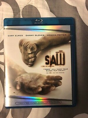 Saw 1-7 (Blu Ray ONLY) Read The Description!