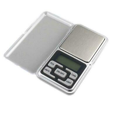 200g/0.01g Electronic Pocket Mini Digital Gold Jewelry Weighing Scale Weight Kit