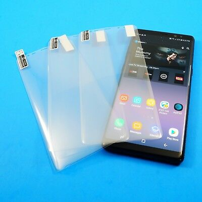High Quality HD Curved Full Cover Screen Protector For Samsung Galaxy Note 8