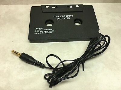 USA  Auto Car Cassette Adapter for iPhone, Smartphone, MP3