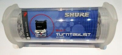Shure M44-7 Cartridge & Stylus - M447 Brand New