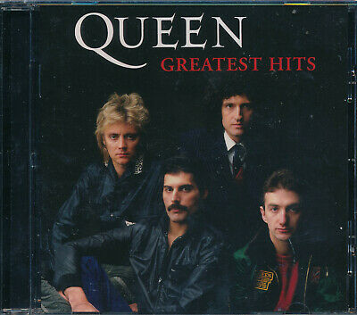 Queen Greatest Hits CD NEW Bohemian Rhapsody Freddie Mercury