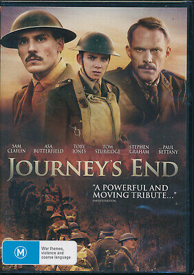 Journey's End DVD NEW Region 4