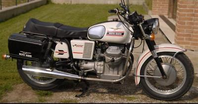 Moto Guzzi V7 SPECIAL 1968 , VERY ORIGINAL  SOLD