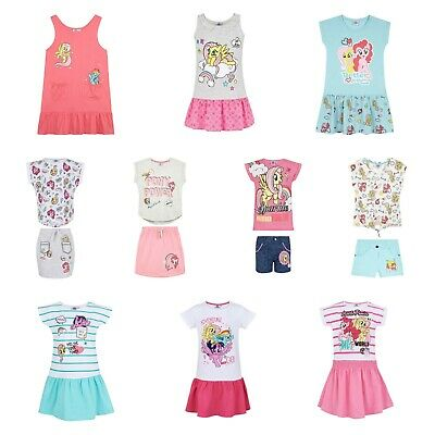 My Little Pony Girls Dresses and Clothing Sets, Tops and Skirts