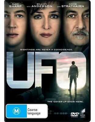 UFO-DVD-Region 4-New AND Sealed