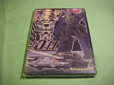 The Big O II Missing Pieces - Bandai - New & Unopened - 2003 (32)