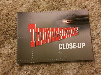 Gerry Anderson Thunderbirds Close Up Guide Book Supermarionation FAB