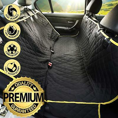 Dog Seat Back Seat Cover Waterproof Seamless