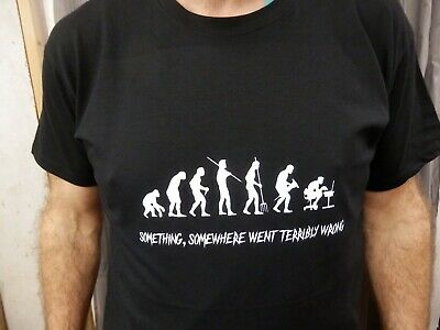 Something Somewhere Went There Funny T-shirt Vest Tank Top Men Women Unisex 1462