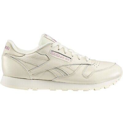 Classic Leather Trend X ChalkInfused Lilac Mujer | Classics Reebok