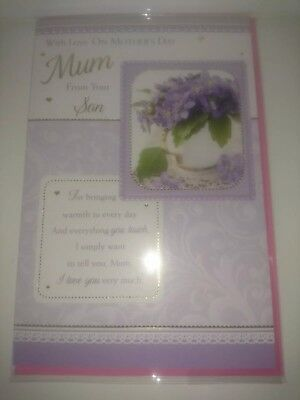 Job lot mothers day cards from Son 100 cards