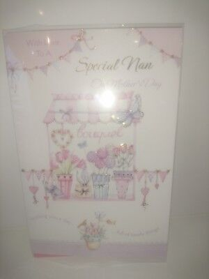 Job lot Special Nan on mothers day cards 36 cards