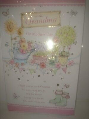 Job lot of Grandma on mothers day cards 36 cards