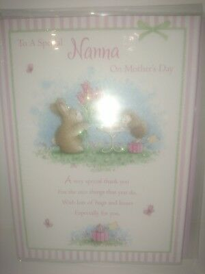 Job lot Special Nanna on mothers day cards 36 cards