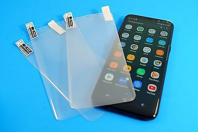 Hi Quality HD Curved Full Cover Screen Protector For Samsung Galaxy S8