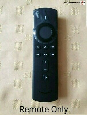 Genuine Amazon Fire TV Stick ☆Remote Control Only☆ With Alexa Voice+Power+Volume