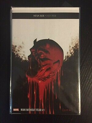 Man Without Fear; Issues #1-5 (of 5) COMPLETE SET Daredevil Marvel