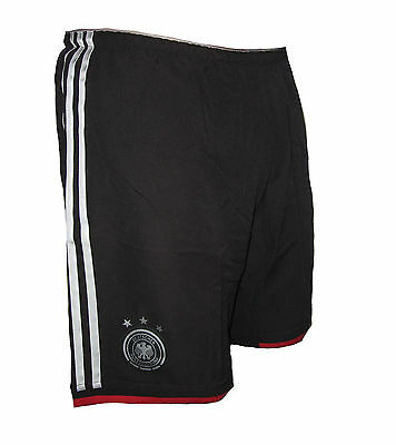 05cf82aa702 GERMANY DFB AUTHENTIC Jersey Shorts/Short Away Player Issue Adidas 2014/15