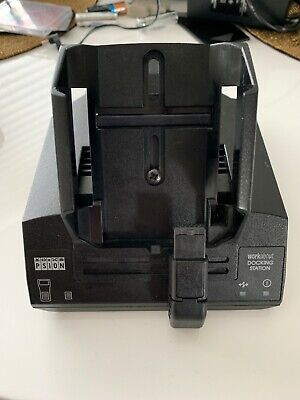 PSION Workabout Docking Station - good conditon, working