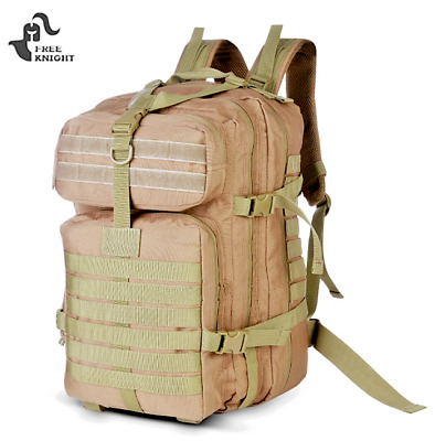 40L Waterproof Bug Army Bag Pack Military Backpack for Outdoor Hiking Camping