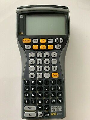 PSION Workabout - working, good condition