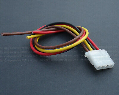 6 pin 6pin speaker plug wire harness rockford fosgate amp punch 45hd 1x speaker wire harness power plug for old school rockford fosgate punch 30 30hd