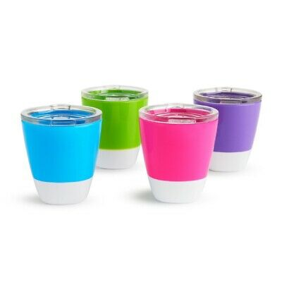 Munchkin Splash Training Cup Twin Pack 200ml 18m+(Choice Of Colour) (A131)