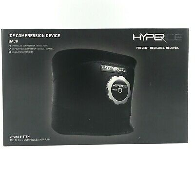Hyperice Ice Compression Device For Back #4135