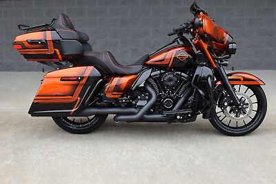 2018 Harley-Davidson Touring  2018 ULTRA LIMITED CUSTOM $16K IN XTRA'S!! 1 OF A KIND!! SPRING SPECIAL!! WOW!!