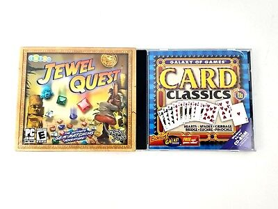 16 NEW PC Jewel Quest+Mysteryville+Pirateville+Magic Academy