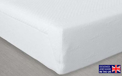Complete Memory Foam Orthopaedic Mattress  3Ft 4Ft 4Ft6 Double 5Ft King