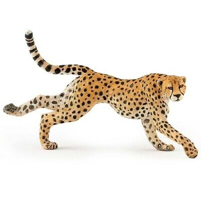Running Cheetah figure Papo: Wild Animal Kingdom - Model 50238