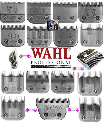Wahl COMPETITION BLADE*Fit KM1,KM2,KM5,KM10,Max 45,Oster A5,Many Andis Clipper
