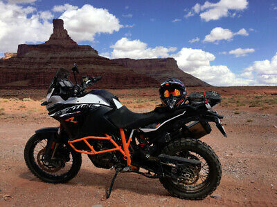 2014 KTM Adventure R  Adventure R with low miles in excellent cond. Akrapovic  SW-Motech extras
