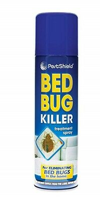 BED BUG KILLER Insect Home Kill Trap Kit Bedroom Spray Aerosol Poison Flea Home