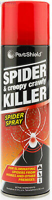 200ml ANTI SPIDER SPRAY No More Spiders Remover Killer Pest Repellent Deterrent