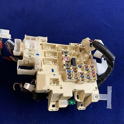 Toyota Camry Fuse Relay Box - All Diagram Schematics