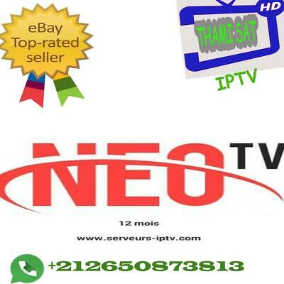12 MONTHS IPTV- Smarters / Smart IPTV / MAG / GSE / iOS / Android