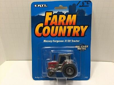 new in package 1//64 Case IH semi w// 90xt skid loader /& Magnum tractor by Ertl