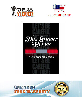 Hill Street Blues: The Complete Series (Full Frame)