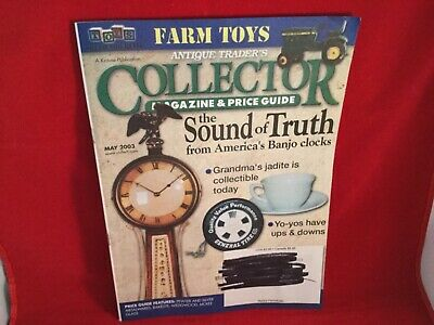 Antique Trader's Collector magazine & Price Guide, May 2003