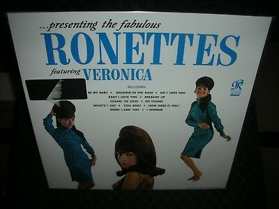 Presenting the Fabulous Ronettes Featuring Veronica NEW 180 GRAM RECORD LP VINYL