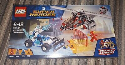 Lego DC Comics Super Heroes Set 76098 No figures