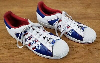 7b2499030d0 ... ADI High EXT Basketball Shoes Red White Blue Size US 13.