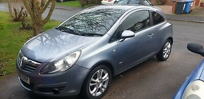 2009 Vauxhall Corsa sxi 3dr 1.2 i damaged cat N ,, spares or repairs ,, project.